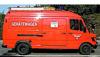 Gerätewagen (GW)